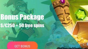 de casino bonussen bij het Spinia casino