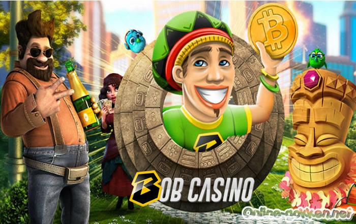 Het Bob casino is een bijzonder online casino!
